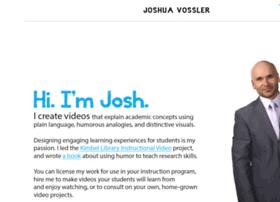 joshuavossler.com