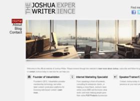 joshuawriter.com