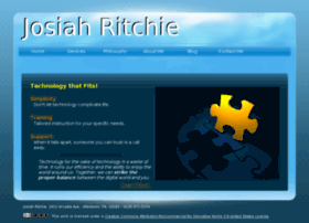 josiahritchie.com