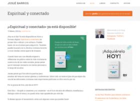 josuebarrios.com