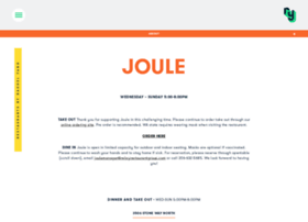 joulerestaurant.com