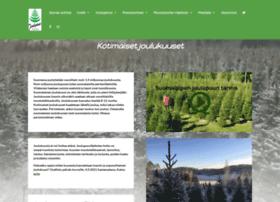 joulupuuseura.fi