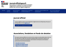 journal-officiel.gouv.fr