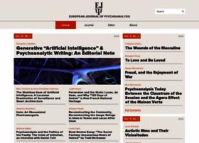 journal-psychoanalysis.eu
