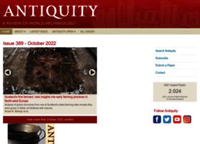 journal.antiquity.ac.uk