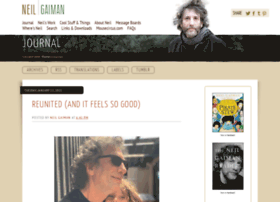 journal.neilgaiman.com
