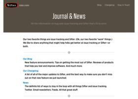 journal.sifterapp.com