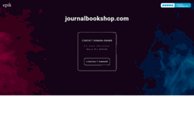 journalbookshop.com