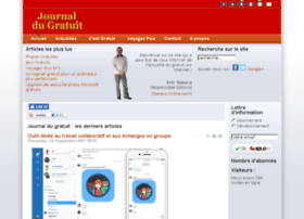 journaldugratuit.com