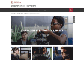 journalism.concordia.ca