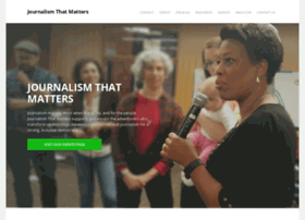 journalismthatmatters.net