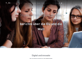 journalismus.h-da.de