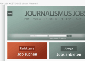journalismusjobs.de