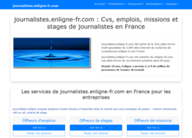 journalistes.enligne-fr.com