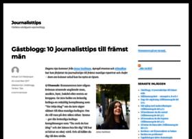 journalisttips.se