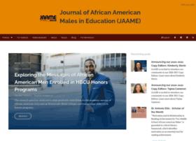 journalofafricanamericanmales.com