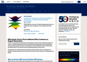 journals.aps.org