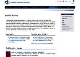 journals.cms.math.ca