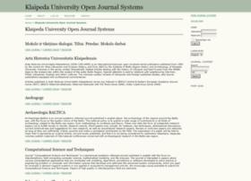 journals.ku.lt