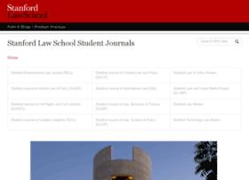 journals.law.stanford.edu