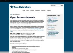 journals.tdl.org