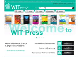 journals.witpress.com