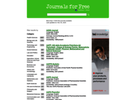 journals4free.com