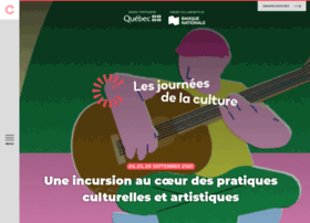 journeesdelaculture.qc.ca