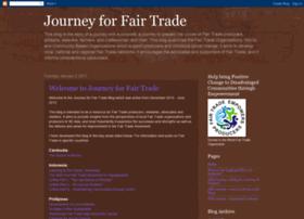 journeyforfairtrade.blogspot.com