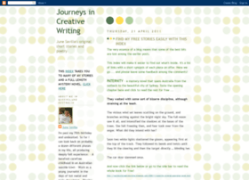 journeysincreativewriting.blogspot.tw