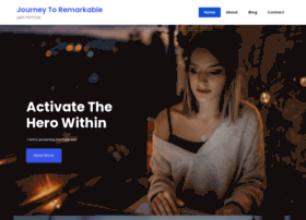 journeytoremarkable.com