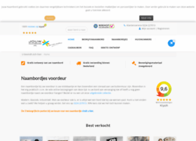 jouwnaambord.nl