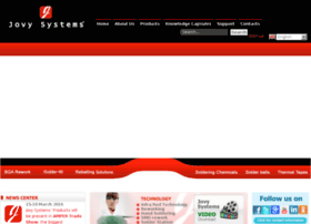 jovy-systems.com