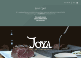 joyarestaurant.co.uk