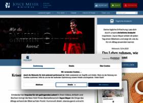 joyce-meyer.ch