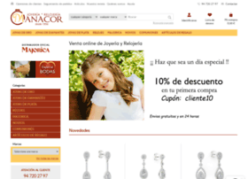joyeriamanacor.com