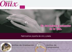 joyeriaonix.com.mx