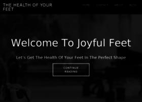 joyfulfeet.net