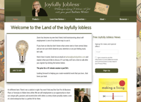 joyfullyjobless.com