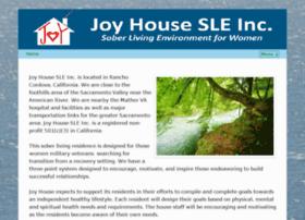 joyhousesoberliving.org