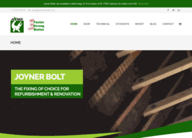 joynerbolt.co.uk