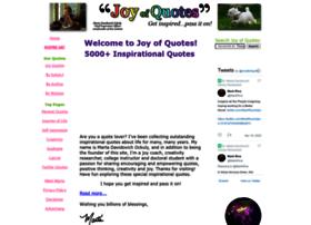joyofquotes.com