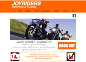 joyriderstraining.co.uk
