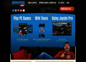 joystixpro.com