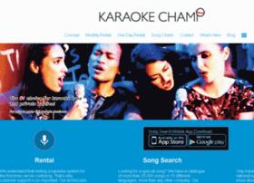 jp.karaokechamp.com