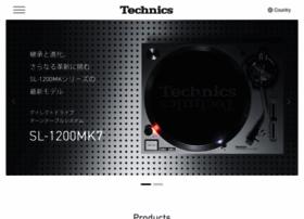 jp.technics.com