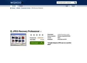 jpeg-recovery-professional.waxoo.com