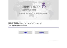 jpf.go.jp