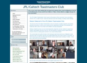 jplcaltech.toastmastersclubs.org