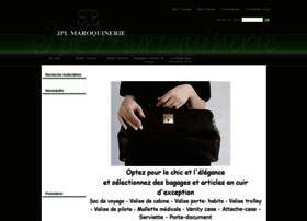 jplmaroquinerie.com